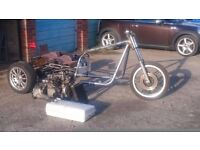 Reliant Trike Project Kit