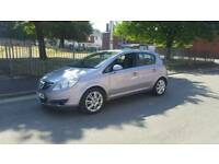 Vauxhall corsa 2007 in year 1.2cc
