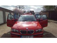 2003 (53reg ) BMW 318i 1 .9 L , PETROL ,MANUAL ,QUICK SALE