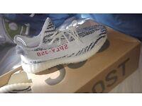 Yeezy zebras uk 11