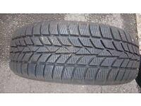 4 x Hankook 15 Inch Winter Car Tyres