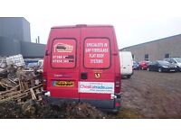 2002 CITROEN RELAY 1800 TD LWD HDI, 2.2 DIESEL, BREAKING FOR PARTS ONLY,POSTAGE AVAILABLE NATIONWIDE