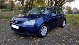 2008 VOLKSWAGEN GOLF 1.6 AUTOMATIC, FULL SERVICE HISTORY , 1 FORMER KEEPER