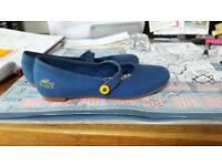 Lacoste shoe size 13