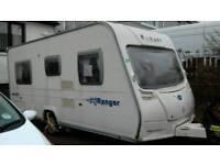 Bailey 4 Berth Caravan