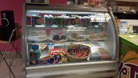 Patisserie Cake Sandwich Display Fridge