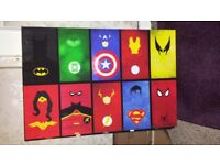 Marvel canvas picture