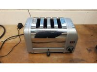 Dualit 4 slot Vario toaster model 40352