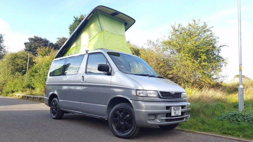 Mazda Bongo 2.5D Auto 8Seat Day Camper Sleeper IN GOOD CONDITION | in Birmingham, West Midlands ...