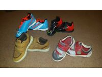 boys shoe/trainer selection
