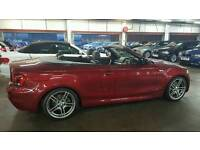 BMW 123D CONVERTIBLE FSH LOW MILEAGE 21202