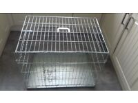 Dog Cage to suit puppy or small dog.