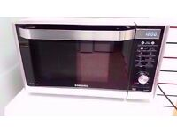 Samsung stainless steel smart oven. Manufactory warranty. R.R.P. £229 Price £117