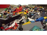 Job Lot of 20 kg Used Genuine Lego - Very good Condition