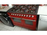 Britannia Dual Fuel Range Cooker RRP £3250.00