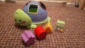 Fisher price shape toys