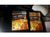 Tony hawks underground 2 ps2 game