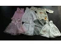 0-3 months girls clothes