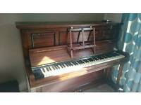 Piano made by Rogers of London