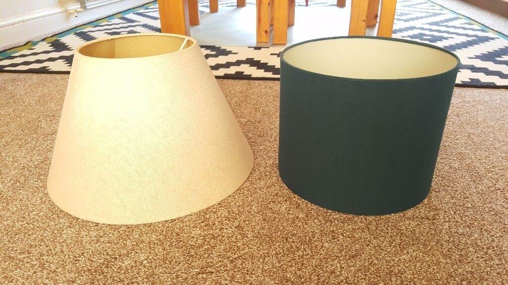 2x Lamp Shade Free