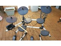 Electric Drumkit in Perfect Condition for Sale!