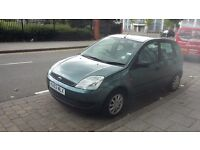 2003 FORD FIESTA mk6 1.4 petrol- LOW MILEAGE, FRESH MOT, IDEAL FIRST CAR