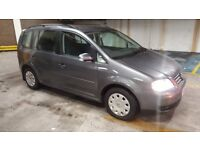 2006 VW Touran 1.9 TDI Diesel 7 Seater Cheap Reliable Immaculate 1 Year MOT 1 Year Warranty