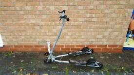 V type scooter fab condition