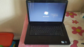Dell N5030 Intel Pentium Dual Core 2.30Ghz x2, 4GB Ram, 160GB HDD, Dvd/Rw, Webcam