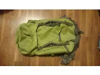 Kathmandu 70 litre interloper backpack