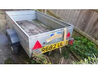 5 x 3 Trailer, caddy 503 good condition, single axle,