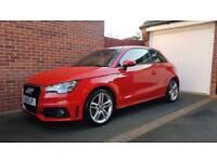 Audi A1 S-line 1.6 TDI. Extras