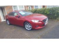 Quick Sale!!!! Mazda6 2.0 SKYACTIV-G SE-L Nav 4dr