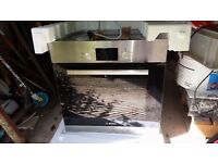 Faulty bosch hba13b151b oven only 3 months old