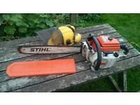 Stihl 014av chainsaw