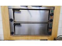 Lincat Double Deck Pizza Oven