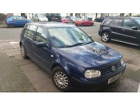 Cheap car for quick sale Volkswagen Golf