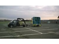hiab hire,Crane Hire,lathe,engines,hot tub,boat,spas,transport,removal,Scotland,England,mini crane,