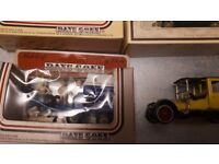 collectable cars and vans