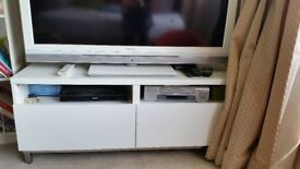 TV bench with drawers Besta ikea