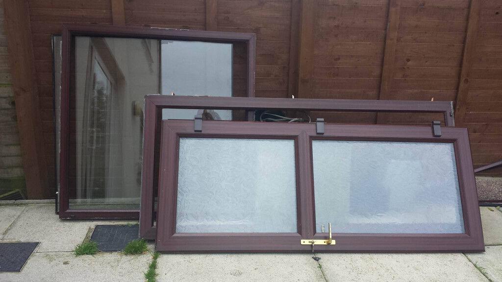 pvc door and window , excellent condition