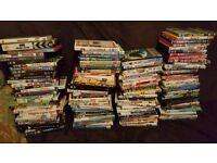 210 dvds including box sets