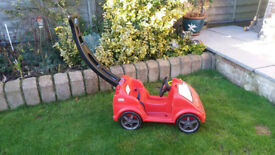 Little Tikes - Mobile Ride-On Push Along Car in Red