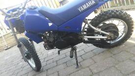 Yamaha pw80 2005