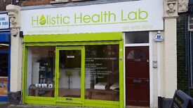 Therapy Room to Rent in West Hampstead suitable for Beautician or similar