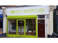 Therapy rooms to rent in holistic centre NW6 Adhoc / Contract basis