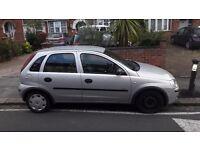 Vauxhall Corsa 1.3CDTI 16V DESIGN A/C+ 5dr 8 Months Road Tax and Mot