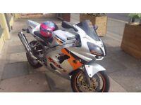 Kawasaki zx9r Ninja 04 Not zx10r, GSXR, YZF or CBR