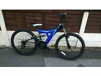 Boys mountain bike 10-12years 24inch wheel EXCELLENT CONDITION