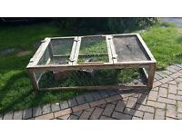 Small animal run - suitable for Guinea Pigs, Tortoise or Rabbits